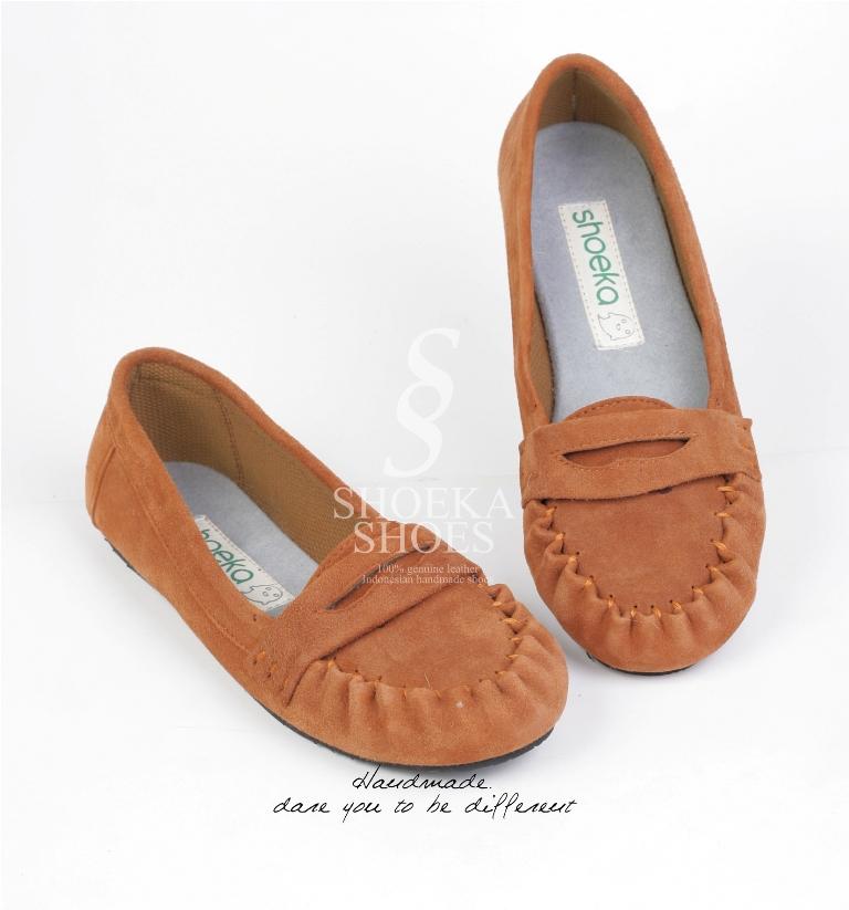 Sepatu Flat Wanita | Tattoo Design Bild