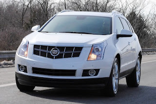 Cadillac SRX Wallpapers
