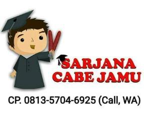 SARJANA CABE JAMU
