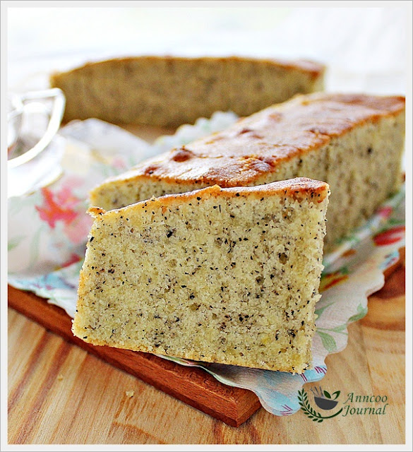 Earl Grey Cake Recipe Singapore