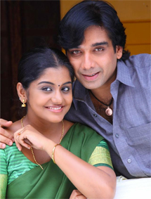 Vineeth and Meera Nandan in Attakadha