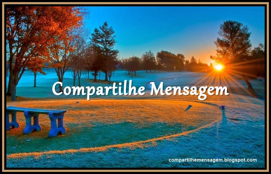 COMPARTILHE MENSAGEM