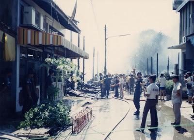 Hua Hin fire