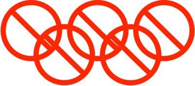 FUCK THE OLYMPICS