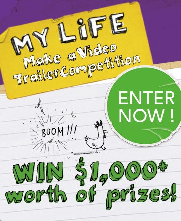 My Life Book Video Competition