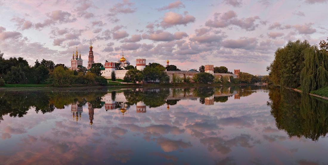 Novodevichy Monastery, Moscow, Russia Photos