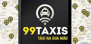 99Taxis - Taxi pelo celular