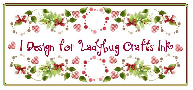 DT for Ladybug Crafts Ink