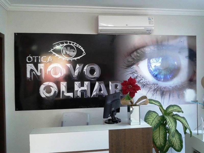 Ótica Novo Olhar, em Mairi