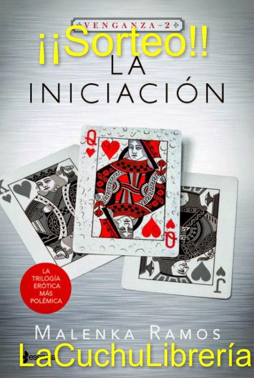 http://lacuchulibreria.blogspot.com.es/2014/11/sorteo-la-iniciacion.html