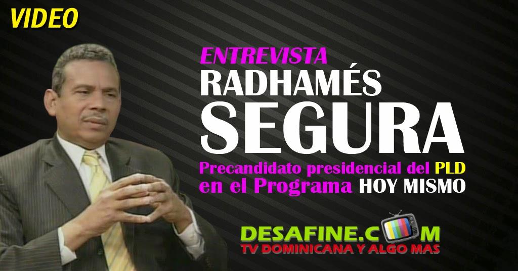 http://www.desafine.com/2014/06/entrevista-radhames-segura-en-el.html
