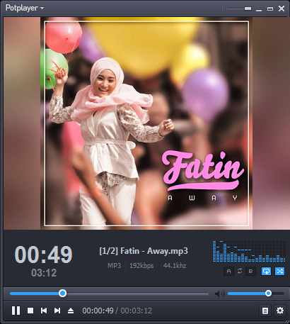 Fatin - Lagu Away - OST Dream