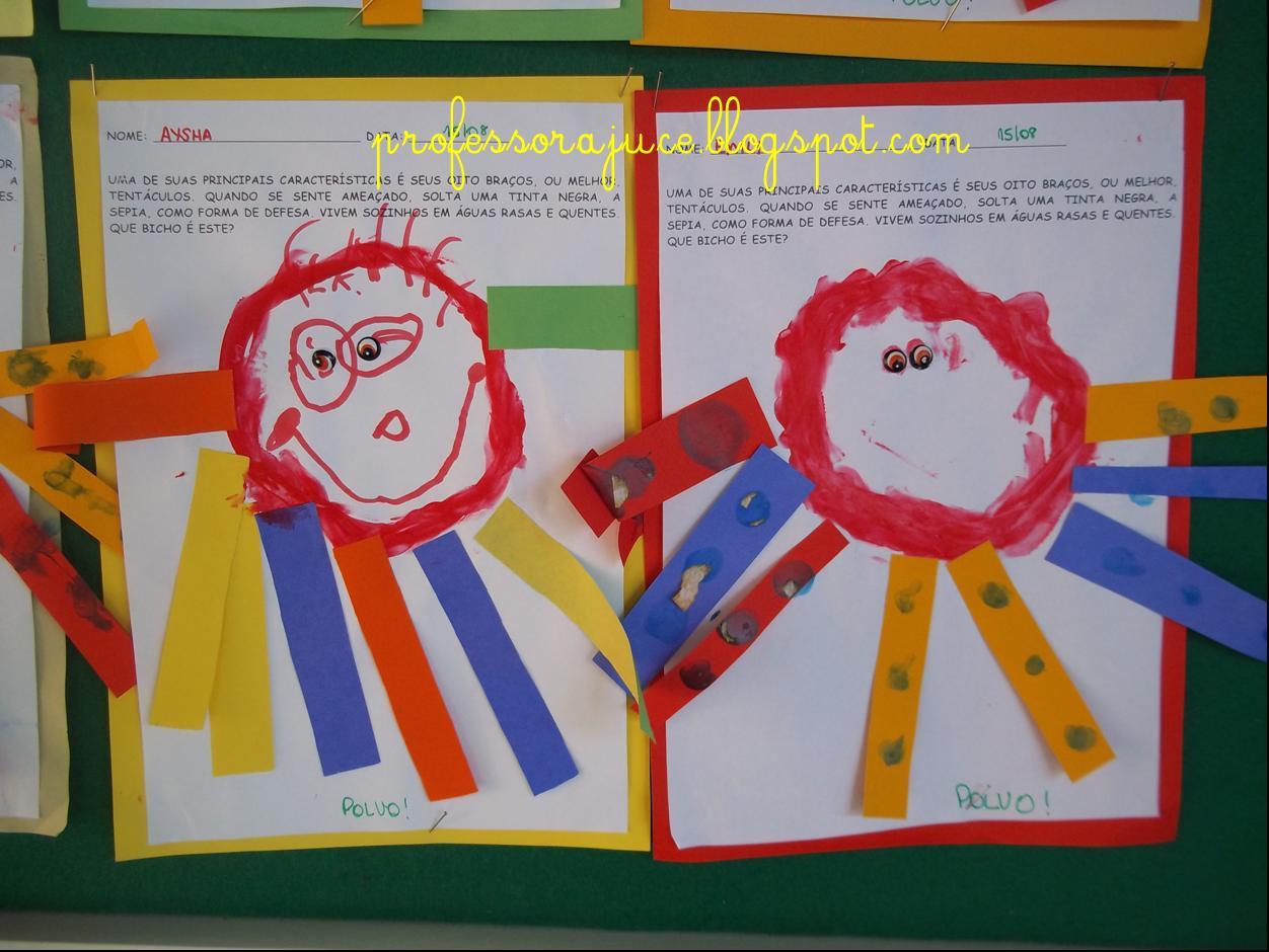 Muito Professora Juce: Projeto: Cores para o Maternal YY48