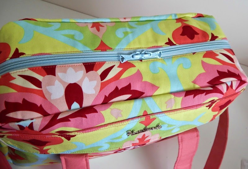 Mrs H - the blog: Introducing the Nappy bag sewing pattern