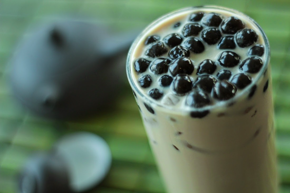 Resep Membuat Bubble Milk Tea