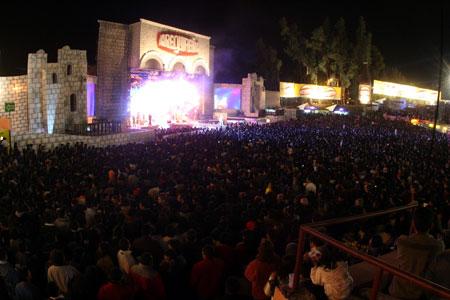 Festival del Jardin de la Cerveza 2012 - Aniversario de Arequipa