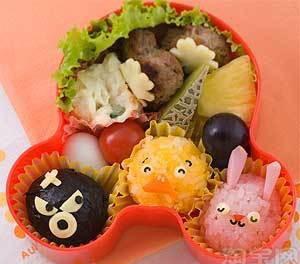 Very Cute Japanese Food Art