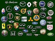 World Famous Car Logos