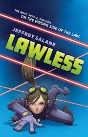 image: LAWLESS- mystery book review