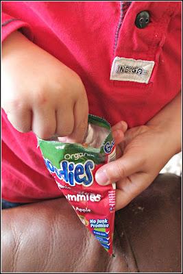 Organix Goodies Fruit Gummies