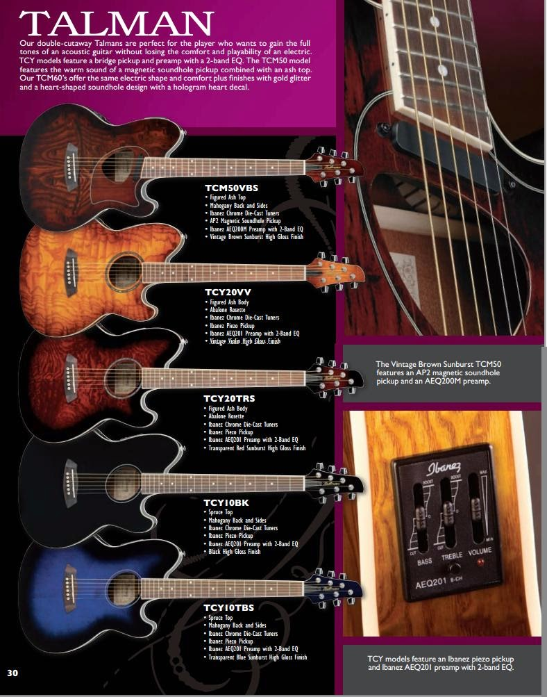 News Gear Page 3 Of 4 My Dream Guitar Sears Silver Tone On Schematic Electric Tremolo All Models Had A Built In Preamp The Tops Hmt Series Were Spruce Bodies Mahogany Necks Are Maple With Rosewood Fretboards