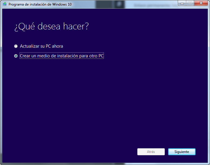 Windows 10: Forzar la Actualización de Threshold 2