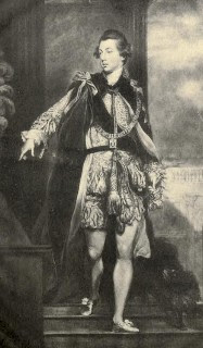 Frederick Howard, 5th Earl of Carlisle  from the History of White's  by A Bourke (1892)