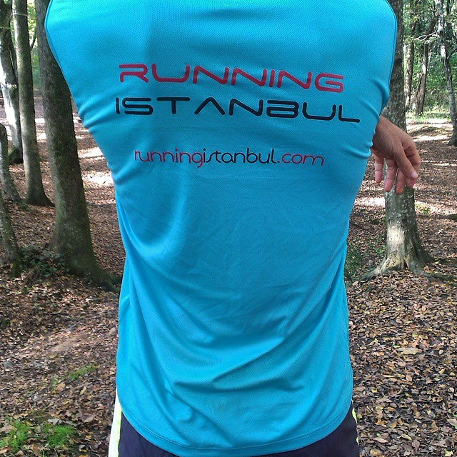 Running Istanbul