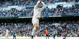 Real Madrid Menang Besar dari Getafe