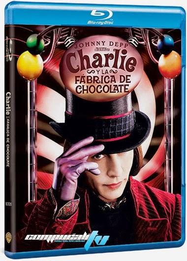 Charlie y la fabrica de chocolate (2005) HD 1080p Latino