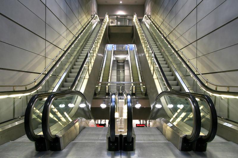 Fotos Escaleras Mecanicas Escaleras Mecánicas en la