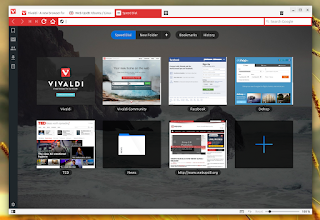 Vivaldi Browser Ubuntu