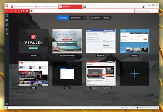 Vivaldi Browser Ubuntu