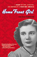 home front girl by joan wehlen morrison book cover