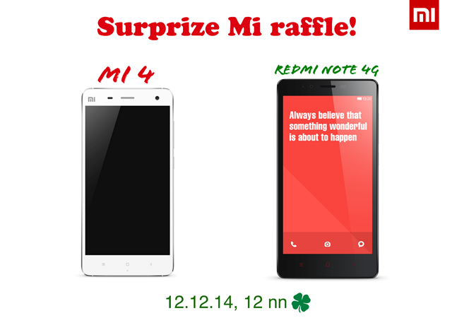 Mi and Redmi Note