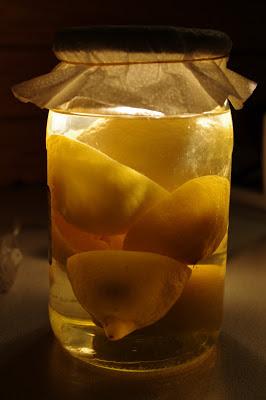 Cytrynówka na miodzie