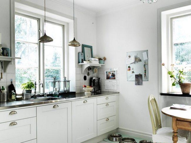 Cocina vintage reciclada una cocina vivida y para vivir - Muebles cocina vintage ...