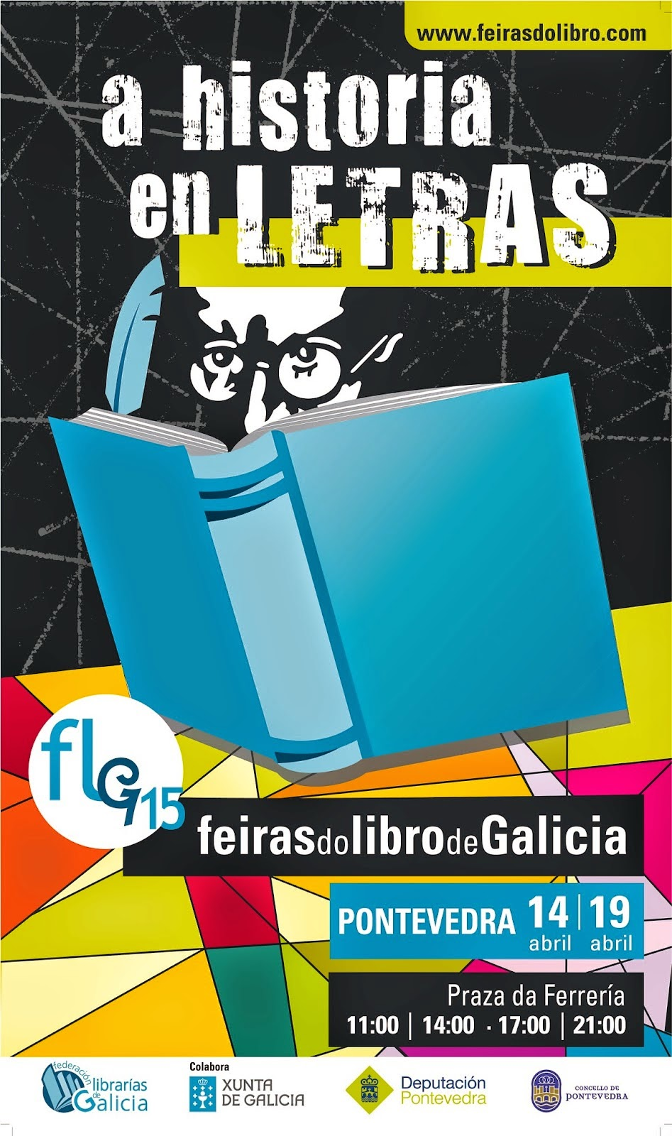 FEIRAS DO LIBRO DE GALICIIA