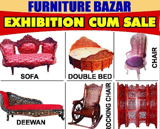 Furniture Bazaar Kolkata 2012 Venue Timings Details Fair Cenre Furniture Bazaar Kolkata