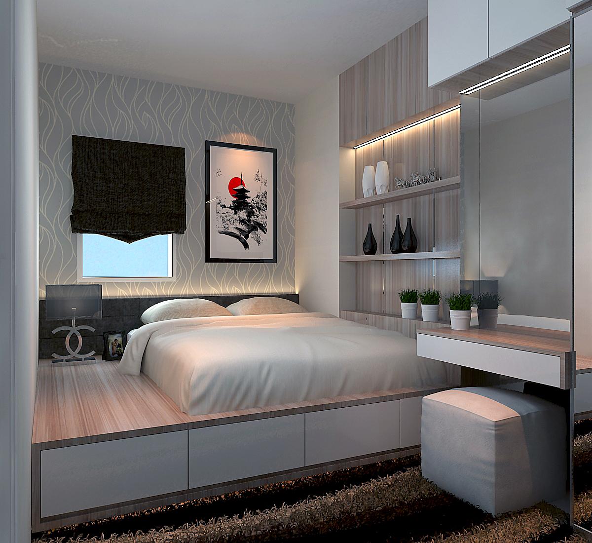 Apartment Puncak Permai Surabaya