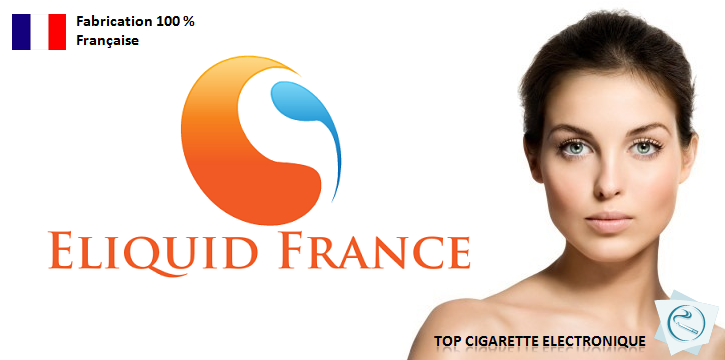 ELIQUID FRANCE sur Top Cigarette Electronique