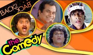 Brahmanandam, M. S. Narayana, Thanikella Bharani & Sudhakar Best Comedy Scenes