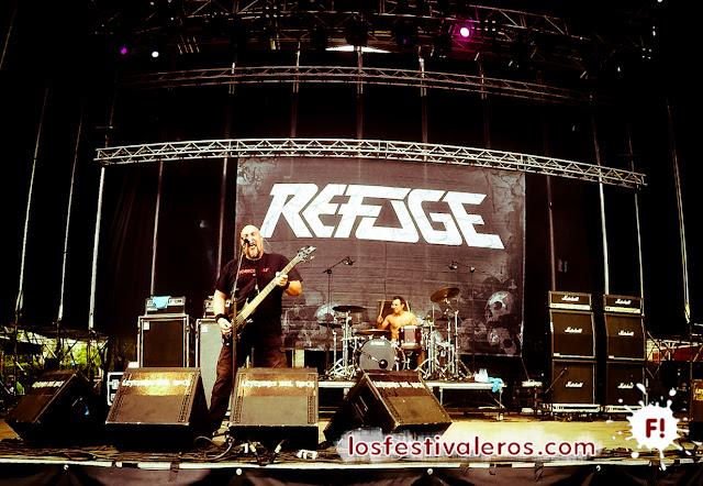 Refuge.Festival Leyendas del Rock 2015