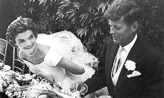 John kennedy wedding pictures