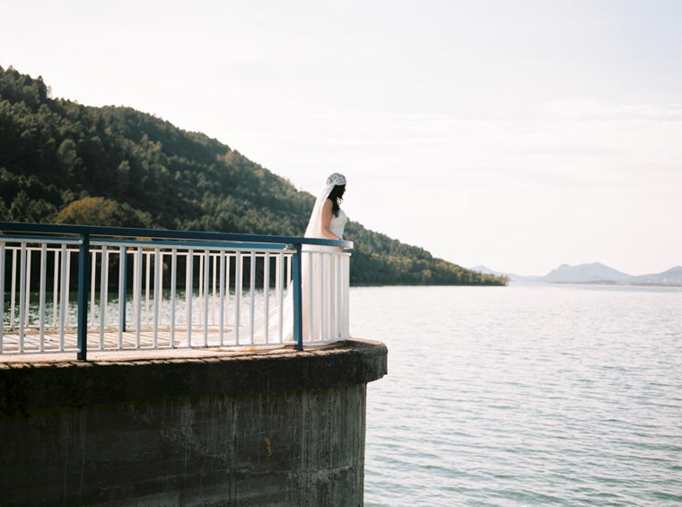 fotografía analógica para bodas film óscar suarez blog de bodas retales de bodas
