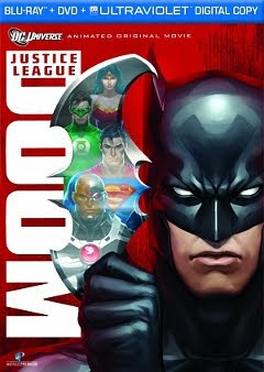 Filme Poster Liga da Justia: A Legio do Mal BDRip XviD Dual Audio &amp; RMVB Dublado