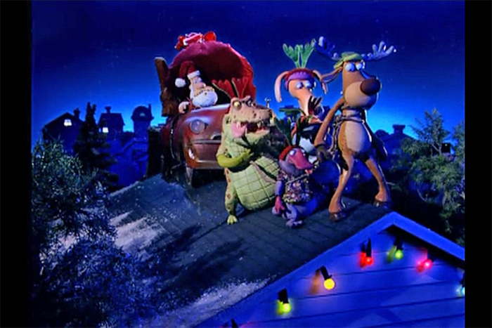 Mouse Troop: Four Wonderful, Offbeat Netflix Holiday Specials