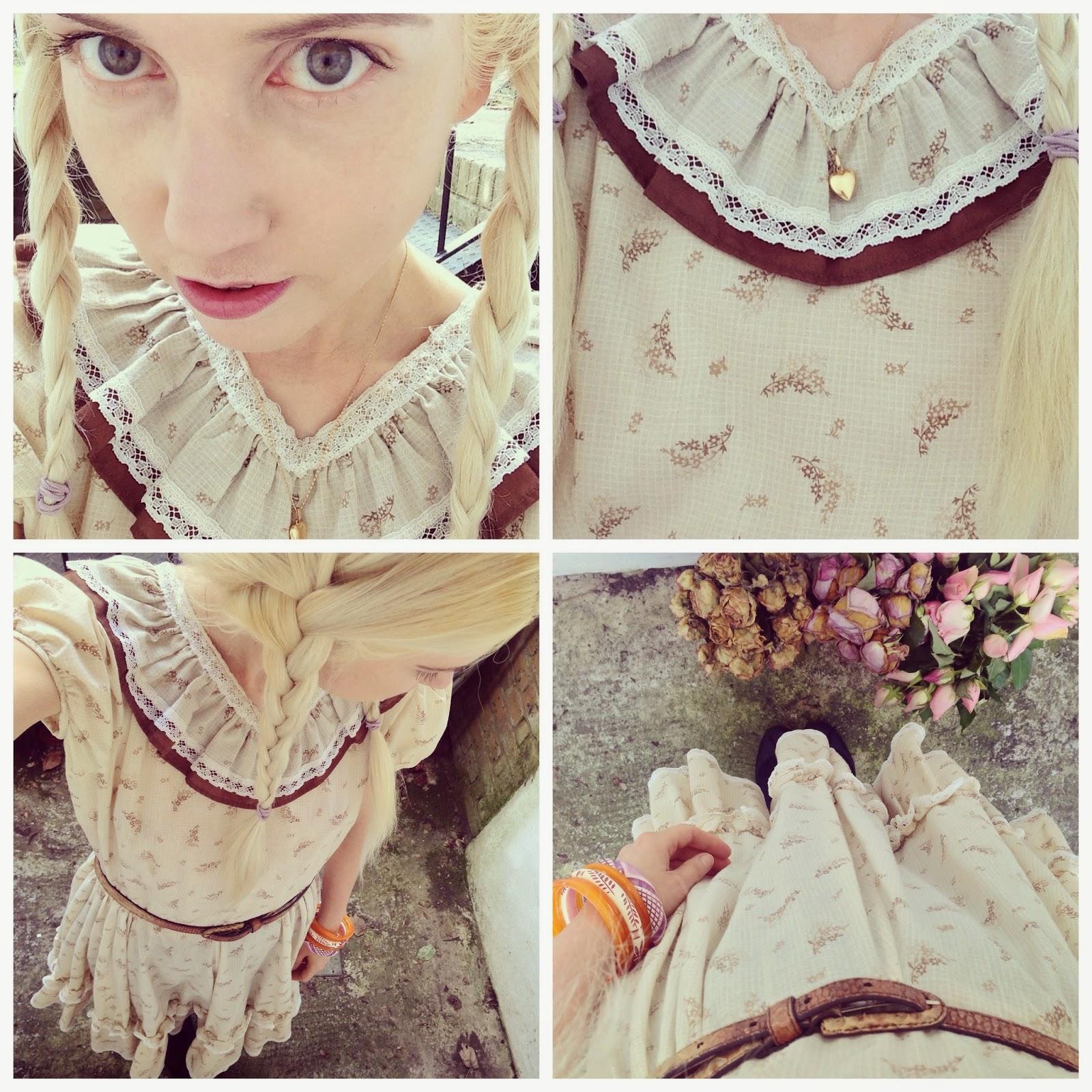 Beyond Retro vintage dress