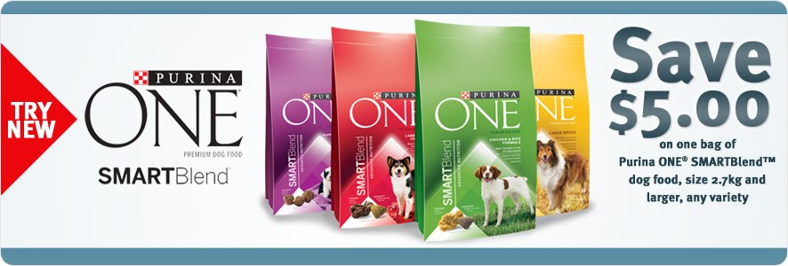 Dog food coupons canada 2018