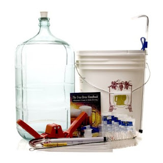 True Brew Gold Home Beer Brewing Kit (K6)